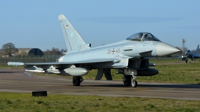 Photo ID 171422 by Mike Hopwood. Germany Air Force Eurofighter EF 2000 Typhoon S, 30 45