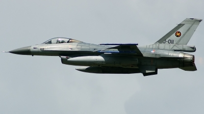 Photo ID 171452 by Arie van Groen. Netherlands Air Force General Dynamics F 16AM Fighting Falcon, J 011