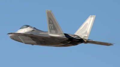 Photo ID 171467 by Karl Drage. USA Air Force Lockheed Martin F 22A Raptor, 03 4054