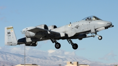 Photo ID 171466 by Karl Drage. USA Air Force Fairchild A 10A Thunderbolt II, 79 0204