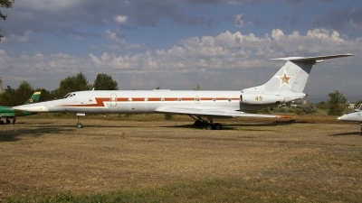 Photo ID 171496 by Chris Lofting. Russia Air Force Tupolev Tu 134UBL,