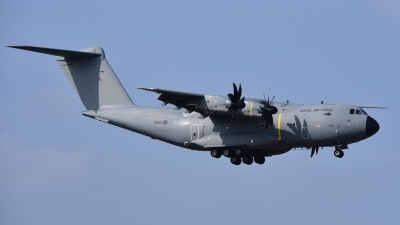 Photo ID 171632 by M.Schmal. UK Air Force Airbus Atlas C1 A400M, ZM401