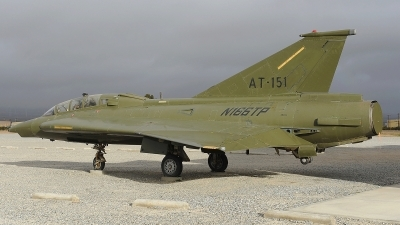 Photo ID 171701 by Peter Boschert. Company Owned National Test Pilot School Saab TF35 Draken, N166TP