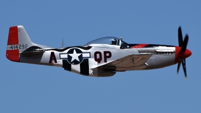 Photo ID 171707 by W.A.Kazior. Private Private North American P 51D Mustang, N44727
