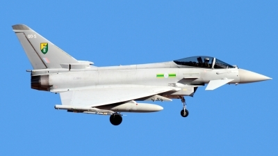 Photo ID 171692 by Carlos Aleman - SJUAP. UK Air Force Eurofighter Typhoon FGR4, ZJ916