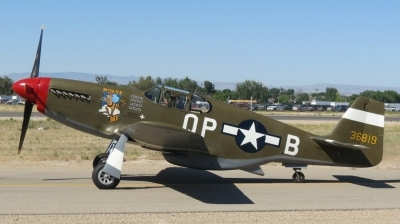Photo ID 171693 by Gerald Howard. Private Private North American P 51C Mustang, NX4651C