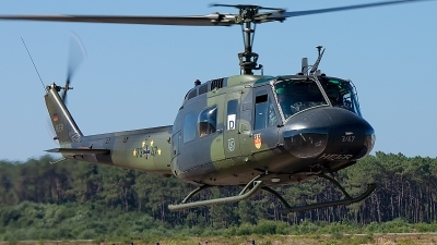 Photo ID 171673 by Filipe Barros. Germany Army Bell UH 1D Iroquois 205, 73 47
