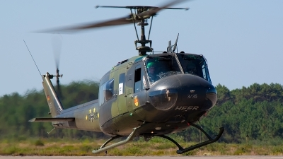 Photo ID 171675 by Filipe Barros. Germany Army Bell UH 1D Iroquois 205, 73 35