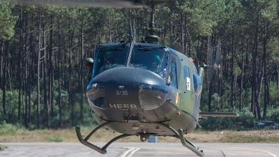 Photo ID 171755 by Filipe Barros. Germany Army Bell UH 1D Iroquois 205, 73 35
