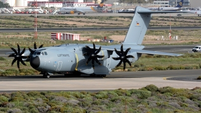 Photo ID 171772 by Alejandro Hernández León. Germany Air Force Airbus A400M Atlas, 54 03