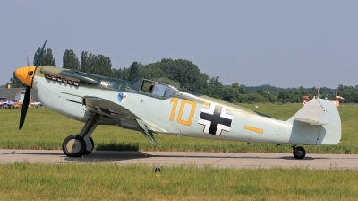 Photo ID 171790 by Milos Ruza. Private Private Hispano HA 1112 M1L Buchon, G AWHK