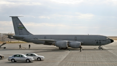 Photo ID 171917 by D. A. Geerts. USA Air Force Boeing KC 135R Stratotanker 717 148, 62 3509
