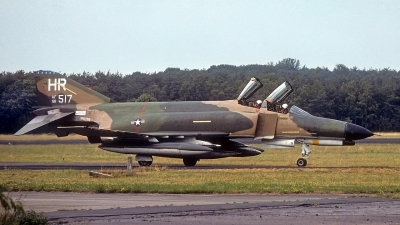 Photo ID 172020 by Eric Tammer. USA Air Force McDonnell Douglas F 4E Phantom II, 68 0517