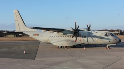 Photo ID 172028 by Thomas Wolf. Spain Air Force CASA C 295M, T 21 01