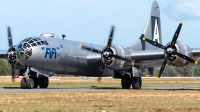 Photo ID 172093 by Hector Rivera - Puerto Rico Spotter. Private Commemorative Air Force Boeing B 29A Superfortress, NX529B