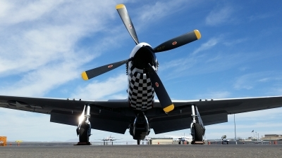 Photo ID 172202 by Jesus Cervantes. Private Planes of Fame Air Museum North American TF 51D Mustang, NL20TF