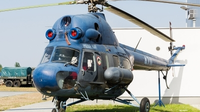 Photo ID 172114 by Alex van Noye. Poland Navy Mil Mi 2P, 4711