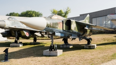 Photo ID 172123 by Alex van Noye. Poland Air Force Mikoyan Gurevich MiG 23MF, 139