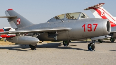 Photo ID 172234 by Alex van Noye. Poland Air Force Mikoyan Gurevich MiG 15UTI, 197