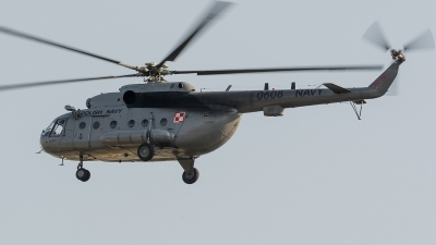 Photo ID 172245 by Alex van Noye. Poland Navy Mil Mi 17, 0608