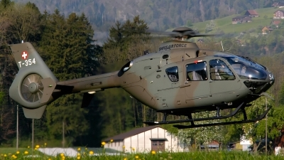 Photo ID 172207 by Sven Zimmermann. Switzerland Air Force Eurocopter EC 635P2, T 354
