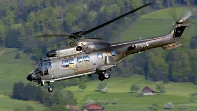 Photo ID 172221 by Sven Zimmermann. Switzerland Air Force Aerospatiale AS 532UL Cougar, T 336