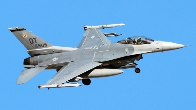 Photo ID 172260 by Carlos Aleman - SJUAP. USA Air Force General Dynamics F 16C Fighting Falcon, 90 0809