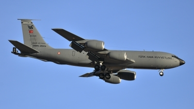 Photo ID 172356 by Gennaro Montagna. Turkey Air Force Boeing KC 135R Stratotanker 717 100, 60 0326