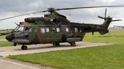 Photo ID 172391 by Jan Eenling. Netherlands Air Force Aerospatiale AS 532U2 Cougar MkII, S 447