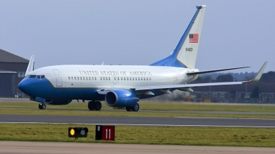 Photo ID 172508 by David Schmidt. USA Air Force Boeing C 40C 737 7CP BBJ, 05 4613