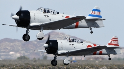 Photo ID 172328 by W.A.Kazior. Private American Airpower Heritage Flying Museum North American Harvard IV, N9097