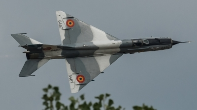 Photo ID 172421 by Alex van Noye. Romania Air Force Mikoyan Gurevich MiG 21MF 75 Lancer C, 6487