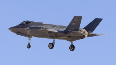 Photo ID 172375 by Tom Gibbons. USA Air Force Lockheed Martin F 35A Lightning II, 09 5006