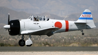 Photo ID 172439 by W.A.Kazior. Private American Airpower Heritage Flying Museum North American Harvard IV, N9097