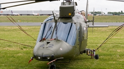 Photo ID 172453 by Jan Eenling. Belgium Army Agusta A 109HA A 109BA, H42