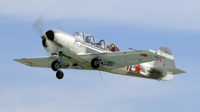 Photo ID 172576 by David F. Brown. Private Private Yakovlev Aerostar Iak 52 Yak 52, N669YK