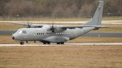 Photo ID 172596 by Rick van Engelen. Finland Air Force CASA C 295M, CC 2