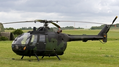 Photo ID 172519 by Jan Eenling. Germany Army MBB Bo 105P1A1, 86 29