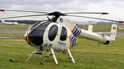 Photo ID 172590 by Jan Eenling. Belgium Police MD Helicopters MD 520N Explorer, G 15