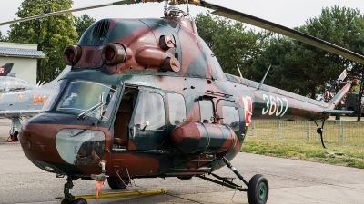 Photo ID 172544 by Alex van Noye. Poland Air Force Mil Mi 2PSz, 3607