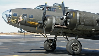 Photo ID 172731 by Jesus Cervantes. Private Liberty Foundation Boeing B 17G Flying Fortress 299P, N3703G