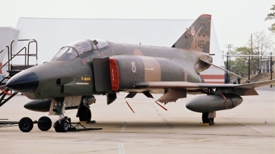 Photo ID 2238 by Gregg Stansbery. USA Air Force McDonnell Douglas RF 4C Phantom II, 67 0466