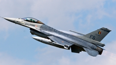 Photo ID 172704 by Jan Eenling. Belgium Air Force General Dynamics F 16AM Fighting Falcon, FA 107