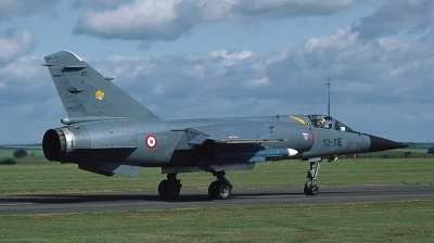 Photo ID 21051 by Lieuwe Hofstra. France Air Force Dassault Mirage F1C, 83