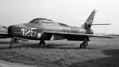 Photo ID 21108 by Eric Tammer. Belgium Air Force Republic F 84F Thunderstreak, FU 6