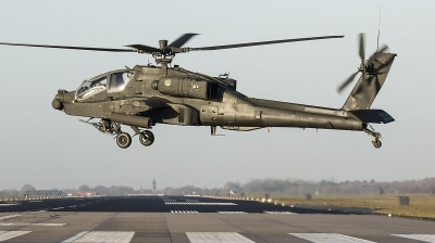 Photo ID 172808 by Bart van den Bogaert. Netherlands Air Force Boeing AH 64DN Apache Longbow, Q 08