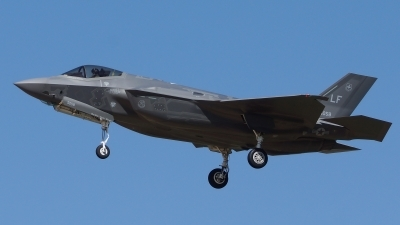 Photo ID 172780 by Lukas Kinneswenger. USA Air Force Lockheed Martin F 35A Lightning II, 12 5058