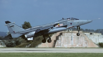 Photo ID 172840 by Sergio Gava. UK Air Force Sepecat Jaguar GR3A, XX723