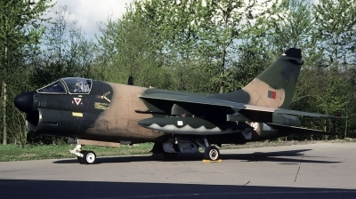 Photo ID 172842 by Hans Antonissen. Portugal Air Force LTV Aerospace A 7P Corsair II, 5544