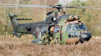 Photo ID 172828 by Alex van Noye. Netherlands Air Force Aerospatiale AS 532U2 Cougar MkII, S 459